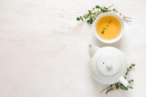 yeşil çay , çay, çay fincan